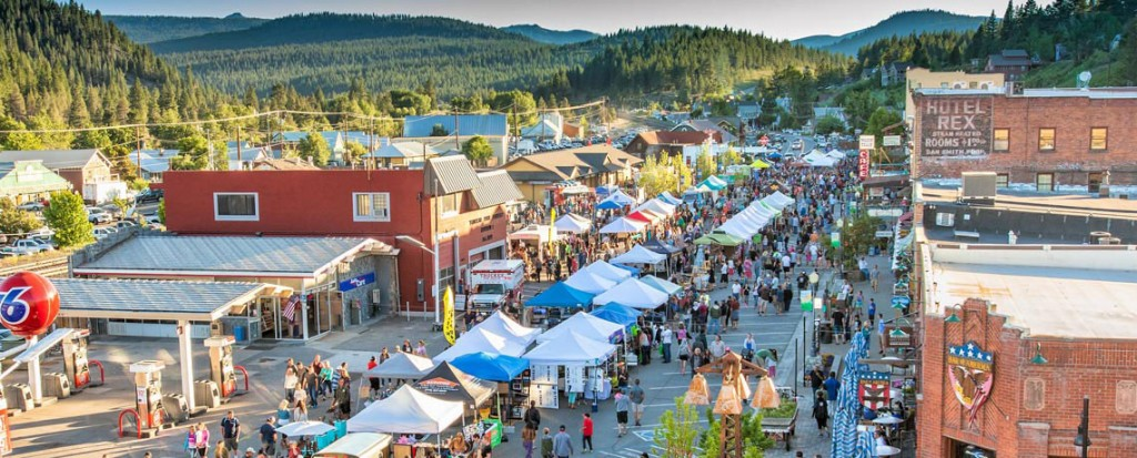 Downtown Truckee Community Festival