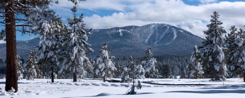 Northstar Mountain Ski Slopes