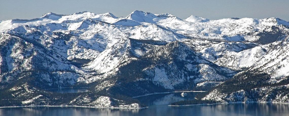 Emerald Bay Tahoe Lake